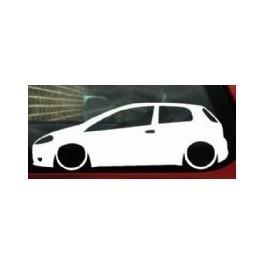 Autocolante - Fiat Grande Punto