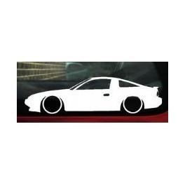 Autocolante - Nissan 180sx / 200sx