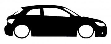 Autocolante para Audi A1