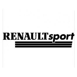Autocolante - Renault Sport