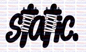 Autocolante - Static