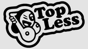 Autocolante - Top Less