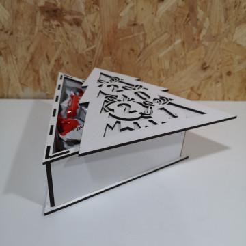 Caixa Para Chocolates / Guarda Joias - Pinheirinho 2021