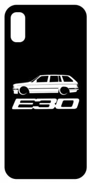 Capa de telemóvel com BMW E30 Touring