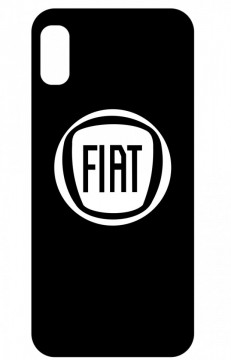 Capa de telemóvel com Fiat