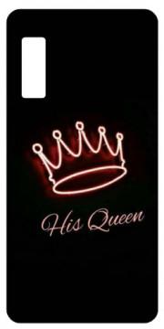 Capa de telemóvel com His Queen