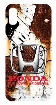 Capa de telemóvel com Honda - Estilo Retro 2