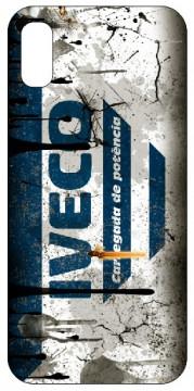 Capa de telemóvel com Iveco - Retro