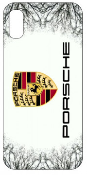 Capa de telemóvel com Porsche