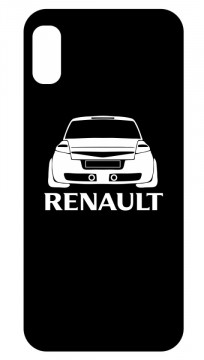 Capa de telemóvel com Renault Megane 2