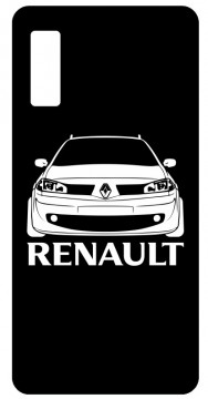 Capa de telemóvel com Renault megane II break