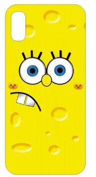 Capa de telemóvel com Spongebob
