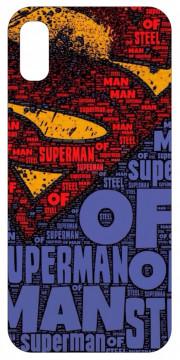 Capa de telemóvel com Superman