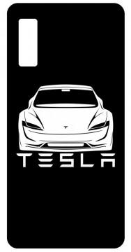 Capa de telemóvel com Tesla Roadster