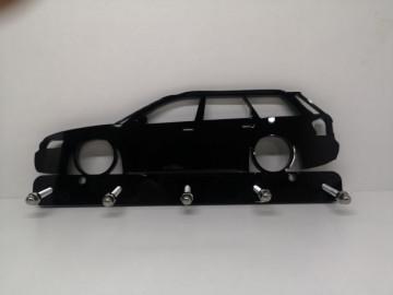 Chaveiro em Acrílico com Audi A4 B6 (Carrinha)