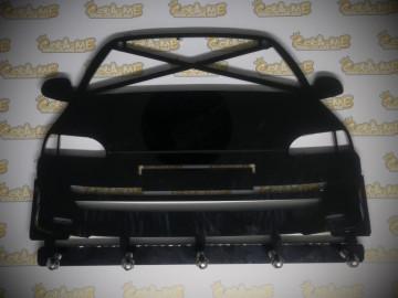 Chaveiro em Acrílico com Honda Civic EG