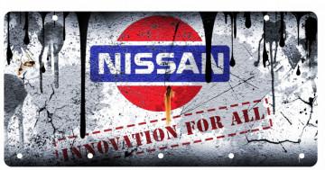 Chaveiro em Acrílico com Nissan