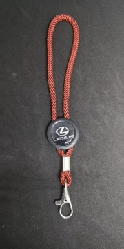 Fita Porta Chaves (lanyard) Ajustável para Lexus