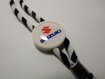 Fita Porta Chaves (lanyard) Ajustável para  Suzuki