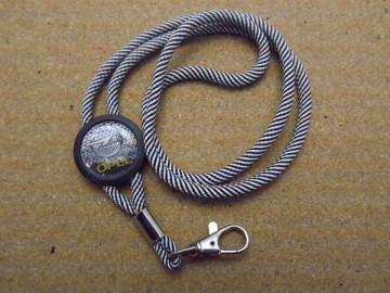 Fita Porta Chaves (lanyard) de Pescoço Ajustável para Opel