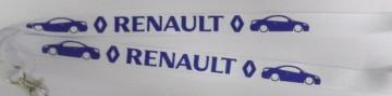 Fita Porta Chaves para Renault Megane II Cabrio