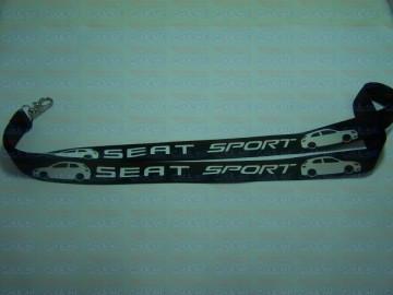 Fita Porta Chaves - Seat Sport Leon SC