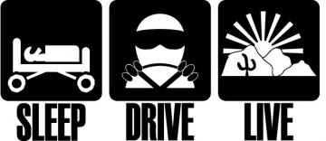 Manhã Tarde Noite - Speep Drive Live
