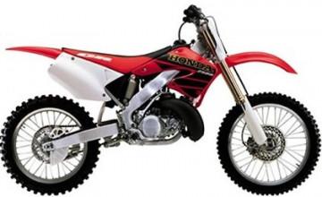 Molde - Honda CR 125 250 2000 2001