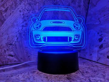 Moldura / Candeeiro com luz de presença - Mini Cooper