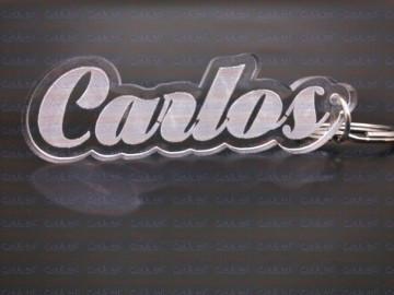Porta Chaves - Carlos