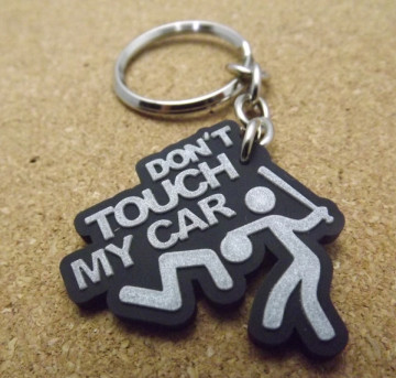 Porta Chaves - Don´t Touch My Car