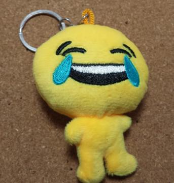 Porta Chaves - Emoji Chorar de rir