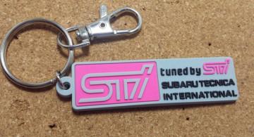 Porta Chaves para Subaru STI