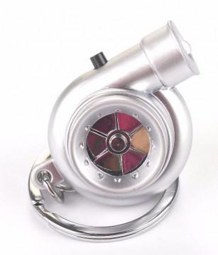 Porta Chaves - Turbo (funcional) - Cinza matte- Electrónico