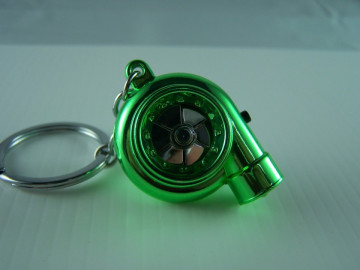 Porta Chaves - Turbo (funcional) - Verde - Electrónico