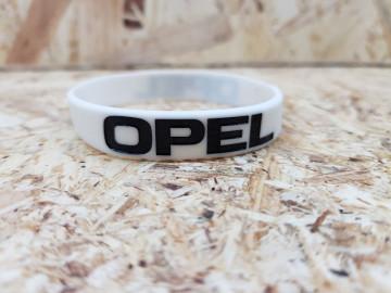 Pulseira para Opel Branco