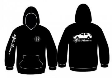 Sweatshirt com capuz Alfa Romeo Giulietta