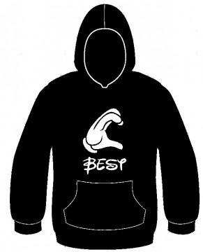 Sweatshirt com capuz - Best
