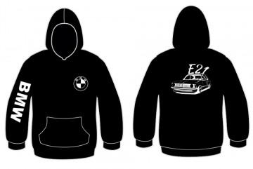 Sweatshirt com capuz BMW E21