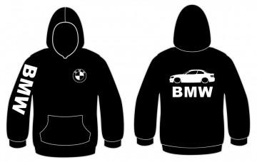 Sweatshirt com capuz para Bmw E82