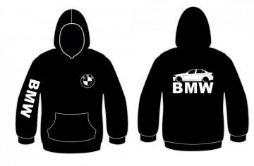 Sweatshirt com capuz para BMW E90