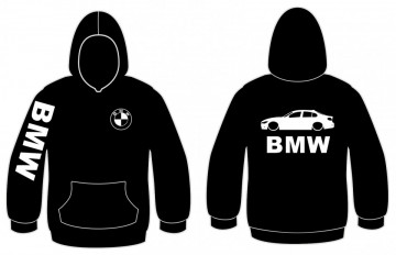 Sweatshirt com capuz para Bmw F30