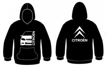 Sweatshirt com capuz para Citroen Saxo MK2