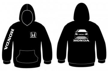 Sweatshirt com capuz para Honda Civic EP