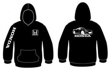 Sweatshirt com capuz para Honda S2000