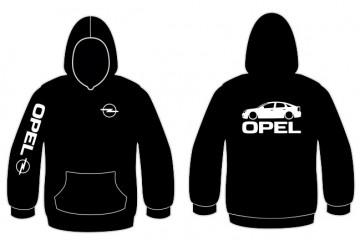 Sweatshirt com capuz para Opel vectra