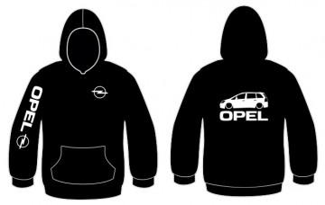 Sweatshirt com capuz para Opel Zafira B