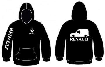 Sweatshirt com capuz para Renault Kangoo Van mk1