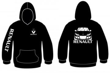 Sweatshirt com capuz para Renault Laguna 2011