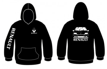 Sweatshirt com capuz para Renault williams